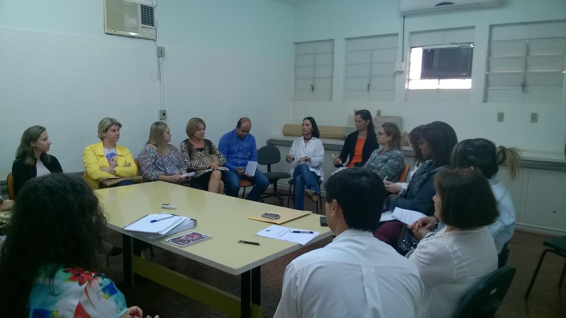 Reunião do CMDCA para definir ações para o Edital Itaú Social 2016